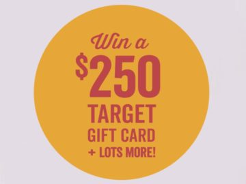 Purely Pecans $250 Target Gift Card Giveaway