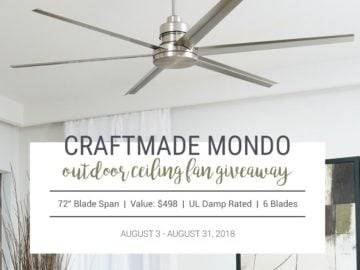 Del Mar Fans August Giveaway