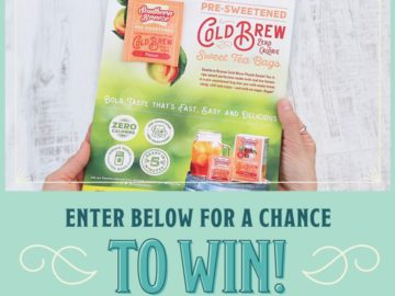 Southern Breeze Sweet Tea Sample Pack Giveaway