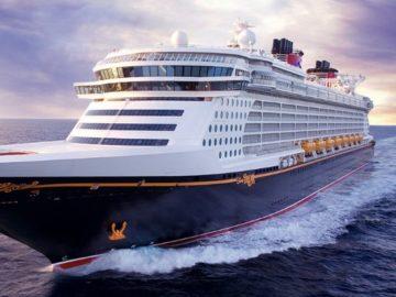Disney's Magic at Sea Sweepstakes