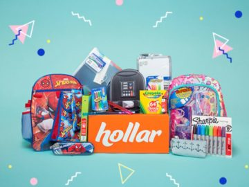 Hollar Back to School Giveaway
