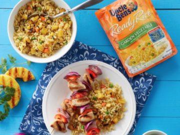 Uncle Ben's Rice Beginners Contest
