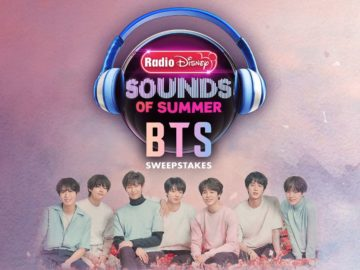 Radio Disney's Sounds of Summer BTS Sweepstakes (Code)