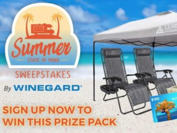 Summer State of Mind Sweepstakes