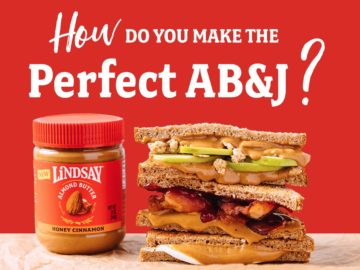 Lindsay Almond Butter and Jelly Sweepstakes