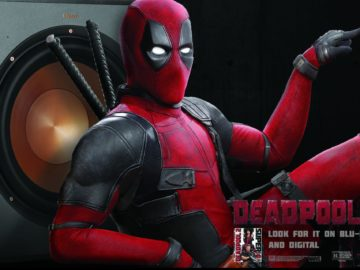 Klipsch Deadpool 2 Sweepstakes