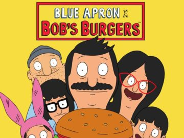 Bob's Burgers x Blue Apron Sweepstakes