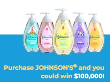Johnson & Johnson Choose Gentle Receipt Upload Game (Purchase/Mail-In)