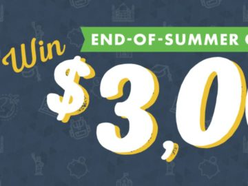 Churchill Mortgage End of Summer Sweepstakes