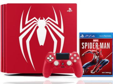PS4 Pro + Spider-Man Giveaway