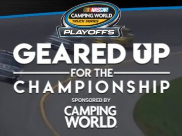 The Ultimate NASCAR Camping World Truck Series Championship Experience Sweepstakes