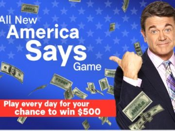GSN America Says Sweepstakes
