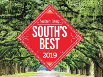 Southern Living South's Best Survey 2019