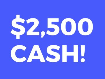 MobilityWorks $2,500 Cash Giveaway