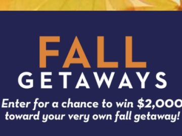 Midwest Living Fall Getaway Sweepstakes