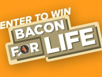 Smithfield bacon sweepstakes