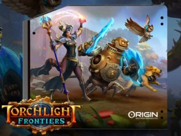 Torchlight Frontiers ORIGIN PC Giveaway