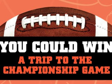 Hooters College Football Sweepstakes