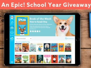 An Epic School Year Giveaway