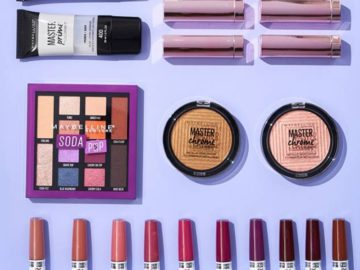 Makeup.com X Maybelline Soda Pop Sweepstakes