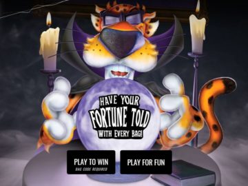 Cheetos Cheesy Good Fortune Sweepstakes