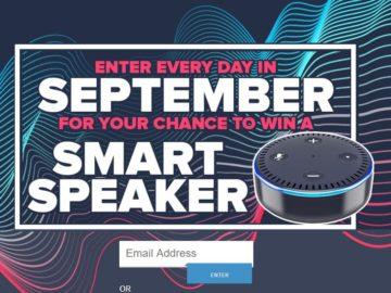 Amazon Echo Dot Giveaway