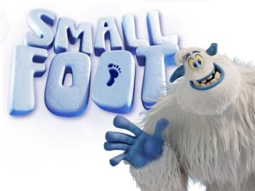 Coldstone Creamery Smallfoot Sweepstakes
