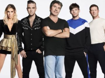 X Factor UK Finale Live In London Sweepstakes (Dish Subscribers)