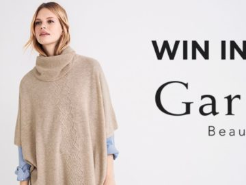 Win In Style With Garnet Hill Sweepstakes