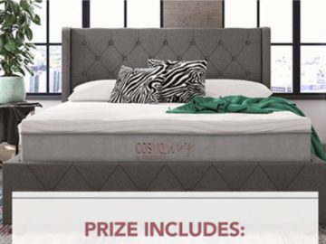 CosmoLiving $10K Room Makeover Sweepstakes