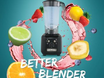 Hamilton Beach Better Blender Giveaway