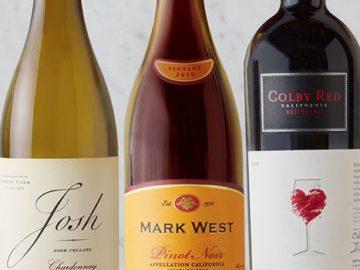 California Pizza Kitchen Wine Personality Sweepstakes