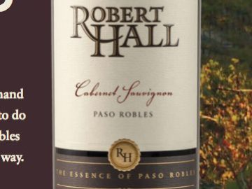 Robert Hall Wines – Win a Trip to California Wine Country!