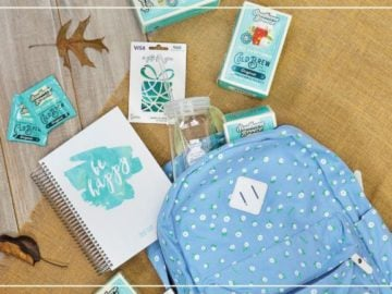 Southern Breeze Sweet Tea Back-To-School Giveaway