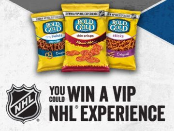 2018 NHL Rold Gold Season Kickoff Reward Sweepstakes