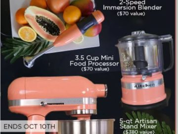 Everything Kitchens KitchenAid Color of the Year Giveaway
