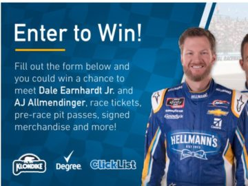 Unilever's Dale and AJ Giveaway