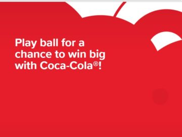 "Coca-Cola and MLB ""Emoji-to-Win"" Sweepstakes"