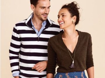 J.Crew Factory $2,500 Cash Giveaway