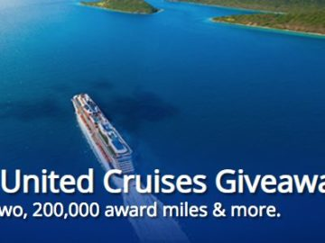 Ultimate United Cruises Sweepstakes