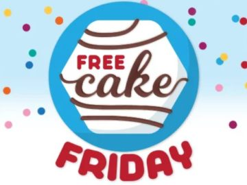 Little Debbie Free Cake Friday Sweepstakes