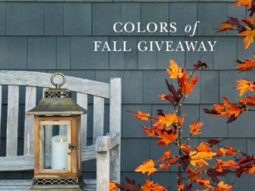 Balsam Hill's Colors of Fall Giveaway