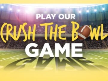 NatureSweet Crush the Bowl Sweepstakes