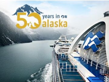 Princess Cruise 50 Years Sailing North To Alaska Sweepstakes