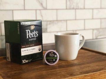 Peet's Coffee K-Cup Giveaway