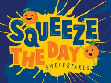Darling Clementines Squeeze The Day Sweepstakes