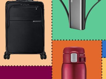 Win Travel Gear worth over $1,200!