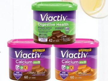 Viactiv Tasty Meets Healthy Sweepstakes (Facebook)