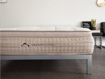 New Dreamcloud Mattress Giveaway Sweepstakes