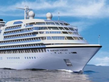 2018 Seabourn Caribbean Cruise for Two Sweepstakes